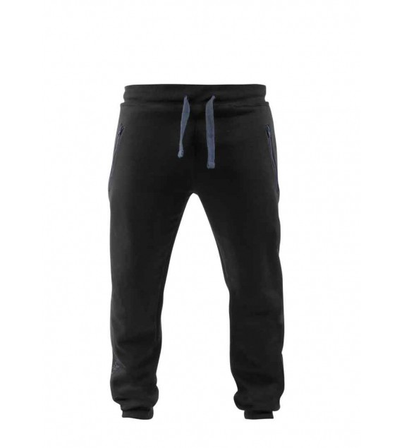 Preston Black Joggers - XL