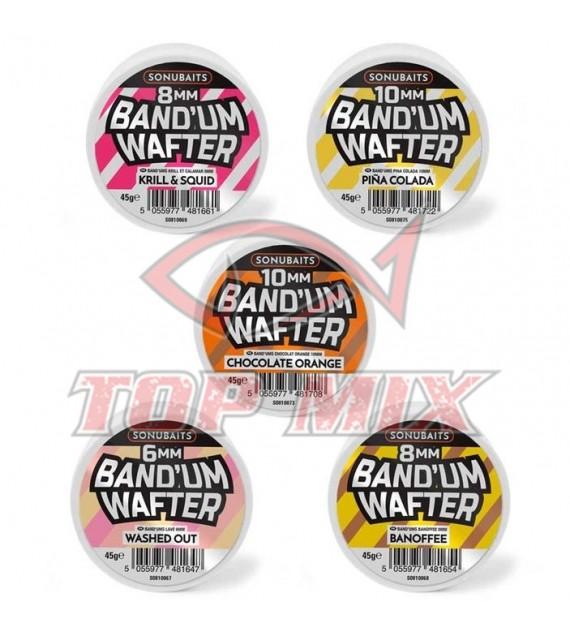 Bandum Wafters 6mm Pina Colada