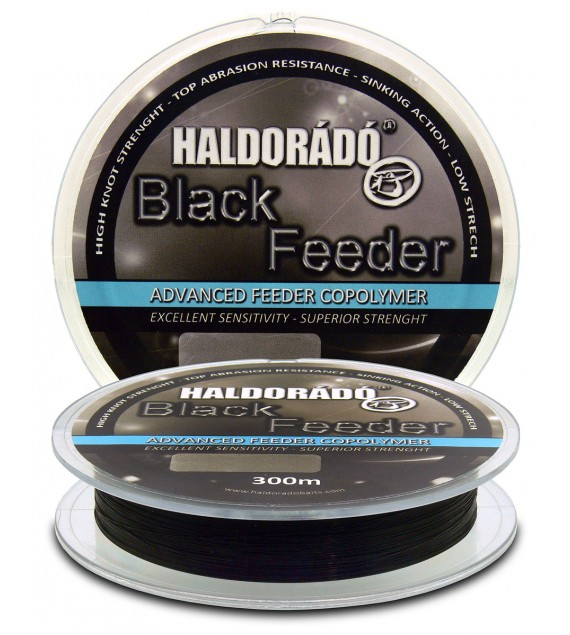 Haldorádó Black Feeder 0,20mm/300m - 5,65 kg