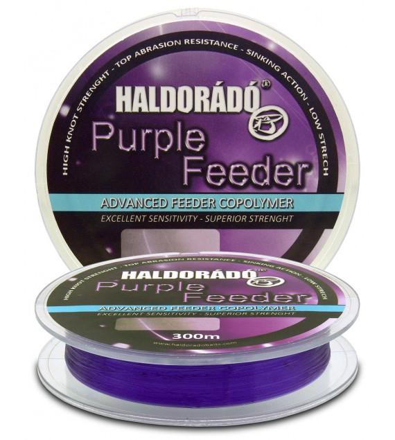 Haldorádó Purple Feeder 0,25mm/300m - 7,52 kg