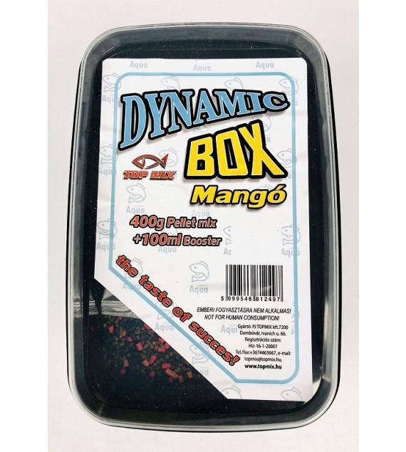 DYNAMIC Pellet Box Mango