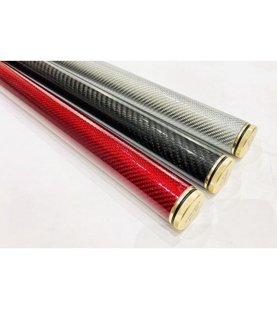 Carbon feeder spicctartó 30 x 600mm - Black