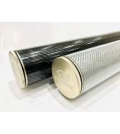 Carbon rakósbot tartó - Silver