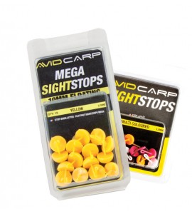 SIGHT STOPS - SHORT / YELLOW
