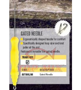 AVID CARP GATED NEEDLE