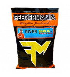 Feedermánia RIVER GARLIC & N-BUTYRIC ACID etetőanyag