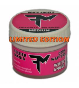 Feedermánia Corn Wafter WHITE ANGEL - Medium (12szem/tégely)