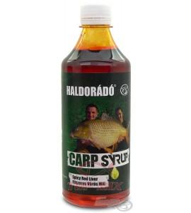 Haldorádó Carp Syrup - Fűszeres Vörös Máj