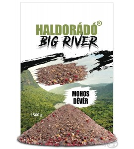 Haldorádó BIG RIVER - Mohos Dévér etetőanyag