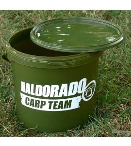 Haldorádó Carp Team kerek vödör 5 liter