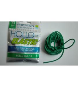 HOLLO ELASTIC SIZE 13h GREEN (ZÖLD 2,3mm)