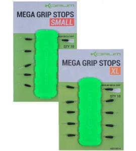 KORUM XL MEGA GRIP STOPS