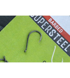 ALL ROUNDER SIZE 8 BARBED (10)