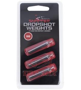 SNAPPER DROP SHOT WEIGHTS 5g