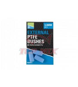 EXTERNAL PTFE BUSHES - 3,8 MM