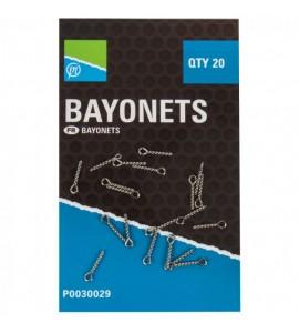 PRESTON BAYONETS (10)