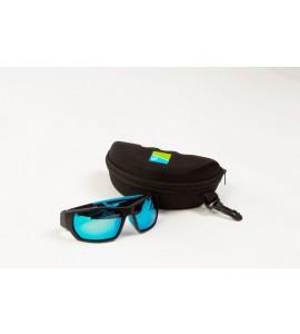PRESTON Polarised sunglasses - Blue lens