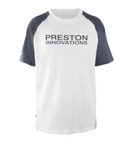 PRESTON WHITE T-SHIRT - MEDIUM