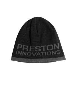 PRESTON BLACK/ GREY BEANIE HAT