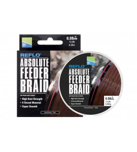 Absolute Feeder Braid - 0,08mm