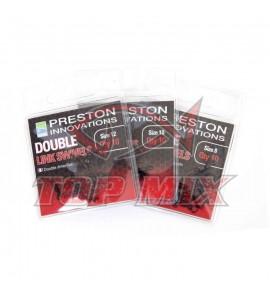 Preston DOUBLE LINK SWIVELS - SIZE 12