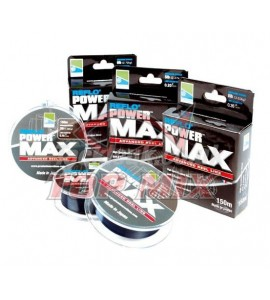 REFLO POWER MAX REEL LINE - 4 lb (0.18 mm)