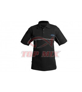 BLACK POLO SHIRT - X LARGE