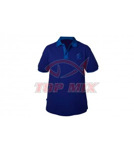 NAVY POLO SHIRT - X LARGE