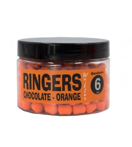 Ringers Chocolate Orange Bandem Wafter (6mm)