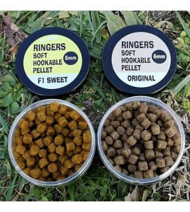RINGERS F1 Sweet Soft hook pellet