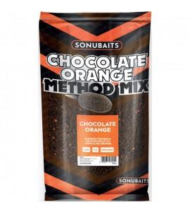 Chocolate Orange method mix