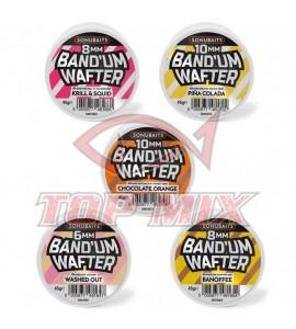 Bandum Wafters 10mm Chocolate Orange