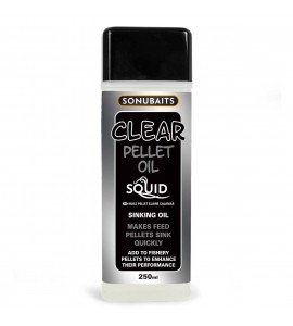 Clear Pellet Oil - Squid
