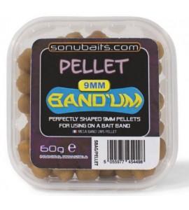 BAGGIN BANDUMS 9mm PELLET