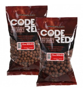 SONU CODE RED BOILIES - 12MM