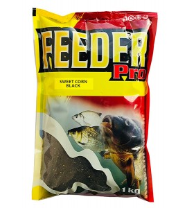FEEDER PRO Sweetcorn Black