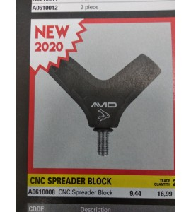 CNC SPREADER BLOCK