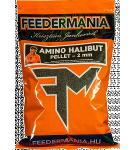 Feedermánia ETETŐ PELLET, AMINO HALIBUT, 2mm