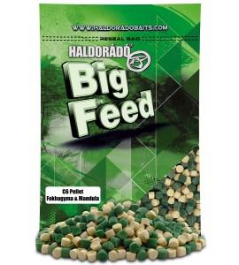 Haldorádó Big Feed - C6 Pellet - Fokhagyma & Mandula