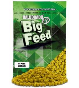 Haldorádó Big Feed - C6 Pellet - Vad Ponty