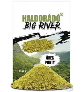 Haldorádó BIG RIVER - Öreg Ponty etetőanyag