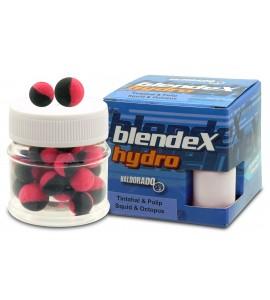 Haldorádó BlendeX Hydro Method 12,14mm - Tintahal+Polip