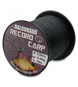 Record Carp Real Black  0,27 mm / 800 m / 9,75 kg