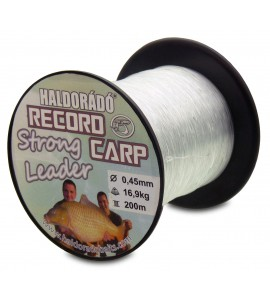 Record Carp Strong Leader  0,45 mm / 200 m / 16,9 kg