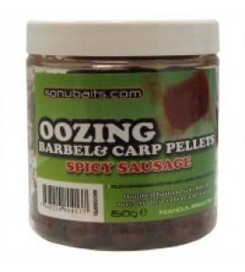 OOZING BARBEL&CARP PEL SPICY-SAUSAGE