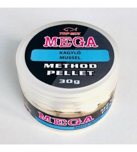 MEGA Method Pellet - Kagyló
