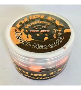 Duplex Wafters Csoki-Narancs 12 mm