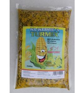 Kukorica turmix, Méz
