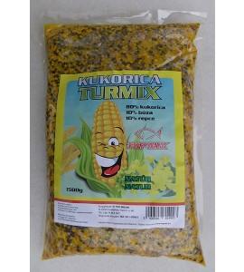 Kukorica turmix, Natúr
