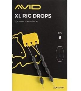 AVID TERMINAL TACKLE - XL RIG DROPS